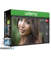 دانلود آموزش Udemy Photoshop CC: Photoshop Actions Course – With 100 Actions