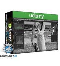 آموزش Udemy Portrait Photography Masterclass - Photoshop Pro Techniques