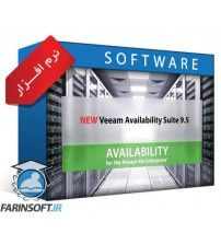 نرم افزار Veeam Backup & Replication 9.5