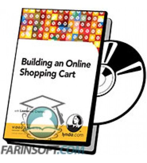آموزش Lynda Building an Online Shopping Cart