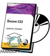 آموزش Lynda Encore CS3 Essential Training