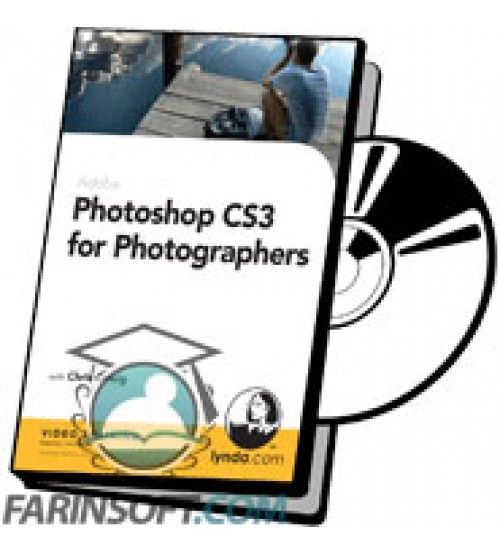 آموزش Lynda Photoshop CS3 For Photographers