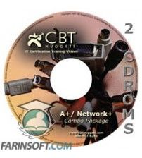 آموزش CBT Nuggets CompTIA A Plus and CompTIA Network Plus