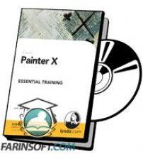 آموزش Lynda Painter X Essential Training