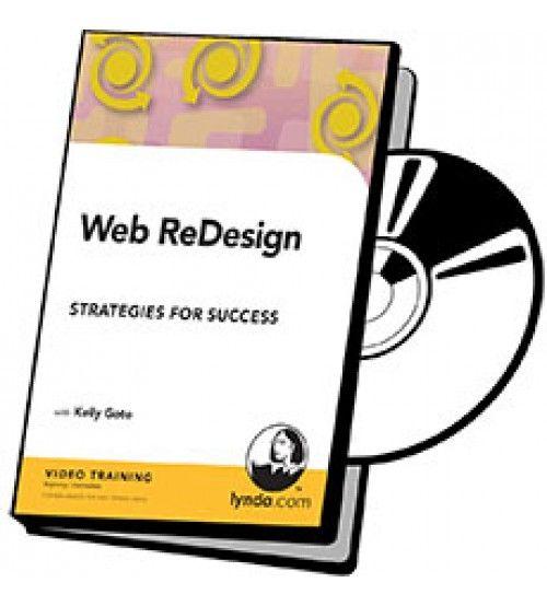 آموزش Lynda Web Redesign Tutorial