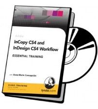 آموزش Lynda InCopy CS4 and InDesign CS4 Workflow Essential Training