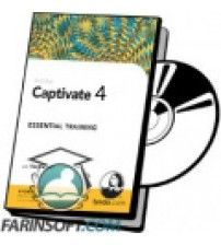 آموزش Lynda Captivate 4 Essential Training + Software