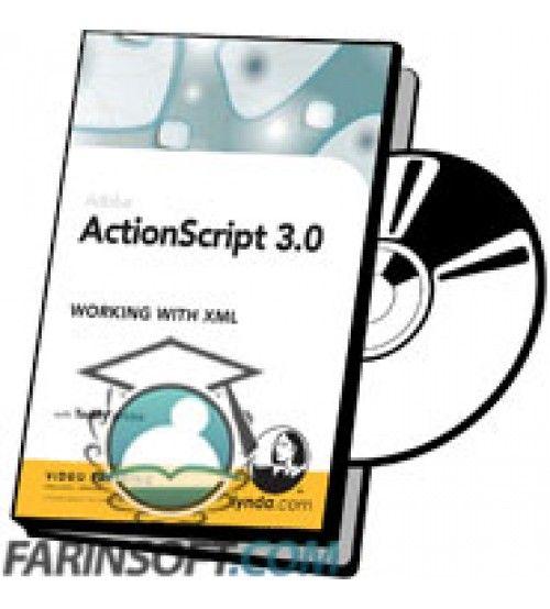 آموزش Lynda ActionScript 3.0 Working with XML