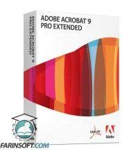 نرم افزار Adobe Acrobat 9 Pro Extended