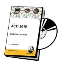 آموزش Lynda ACT! 2010 Essential Training