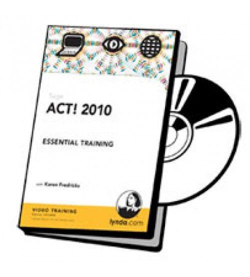 آموزش Lynda ACT! 2010 Essential Training