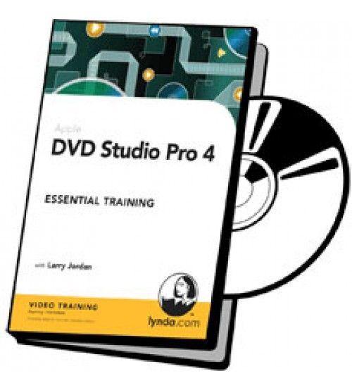 آموزش Lynda DVD Studio 4 Essential Training