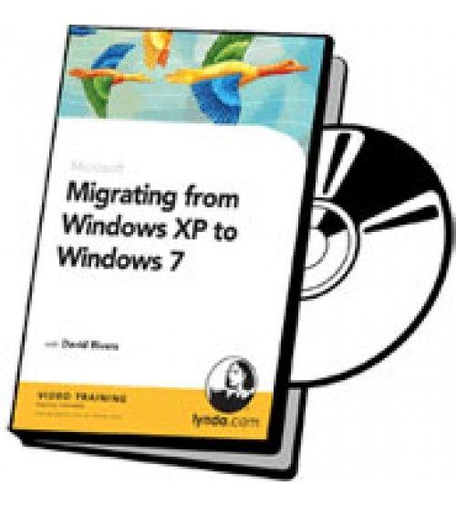 آموزش Lynda Migrating from Windows XP to Windows 7