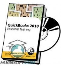 آموزش Lynda QuickBooks 2010 Essential Training