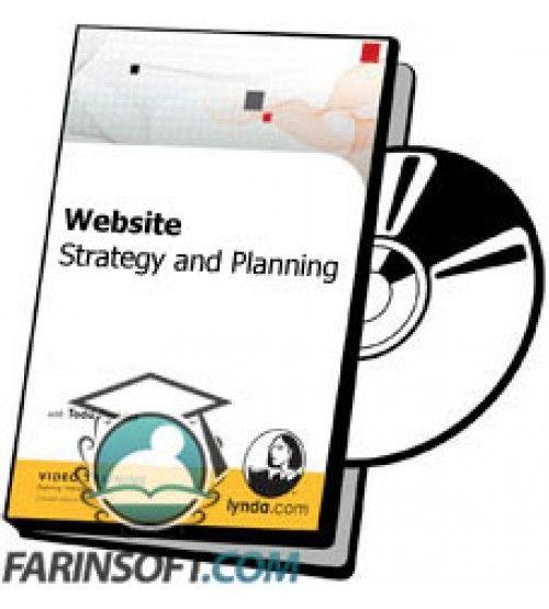آموزش Lynda Web site strategy and planning