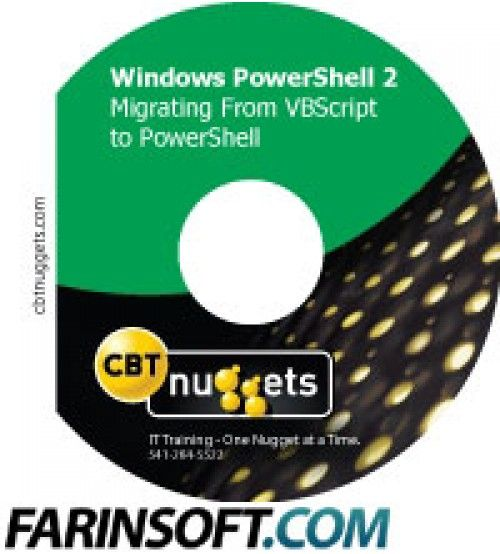 آموزش CBT Nuggets Windows PowerShell 2