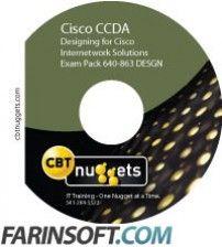 آموزش CBT Nuggets 640-863 Cisco CCDA Design