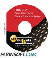 آموزش CBT Nuggets Citrix XenApp Presentation Server 5