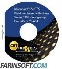 آموزش CBT Nuggets Exam-Pack 70-654 Windows Essential Business Server 2008, Configuring