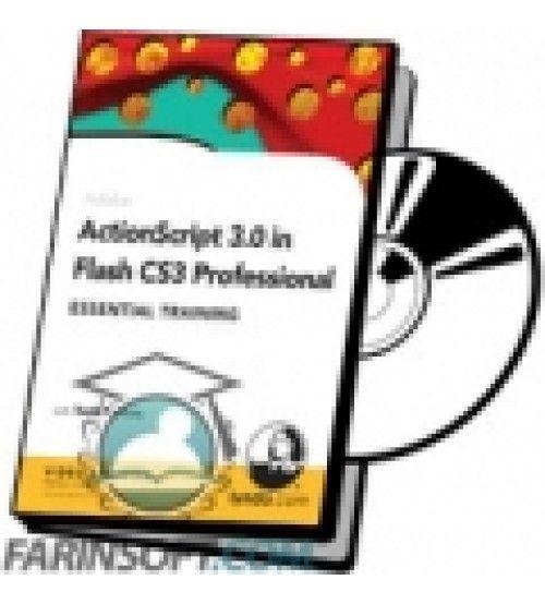آموزش Lynda ActionScript 3.0 in Flash CS3 Professional Essential Training
