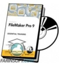آموزش Lynda FileMaker Pro 9 Essential Training And Beyond the Basics
