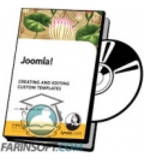 آموزش Lynda Joomla Creating and Editing Custom Templates