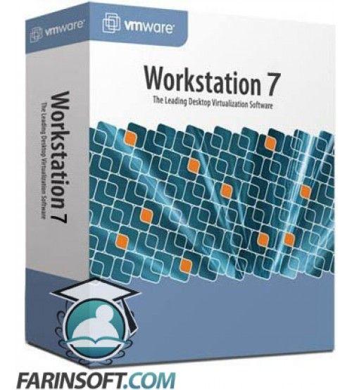 نرم افزار VMware WorkStation v.7.1.3