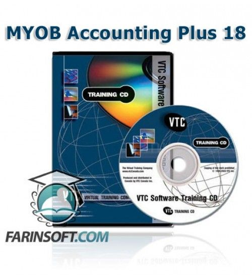 آموزش VTC MYOB Accounting Plus 18 Tutorials