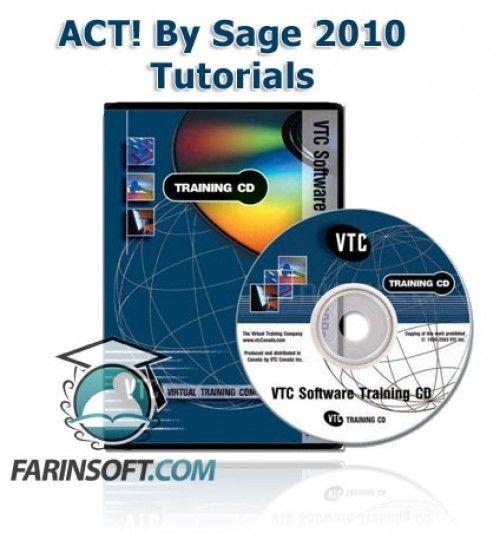 آموزش VTC ACT! By Sage 2010 Tutorials
