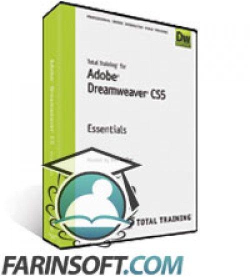 آموزش TotalTraining Total Training Adobe Dreamweaver CS5 Essentials