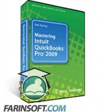 آموزش TotalTraining Total Training Mastering QuickBooks Pro 2009