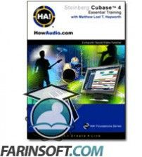 آموزش TotalTraining Total Training Cubase 4 The Essentials