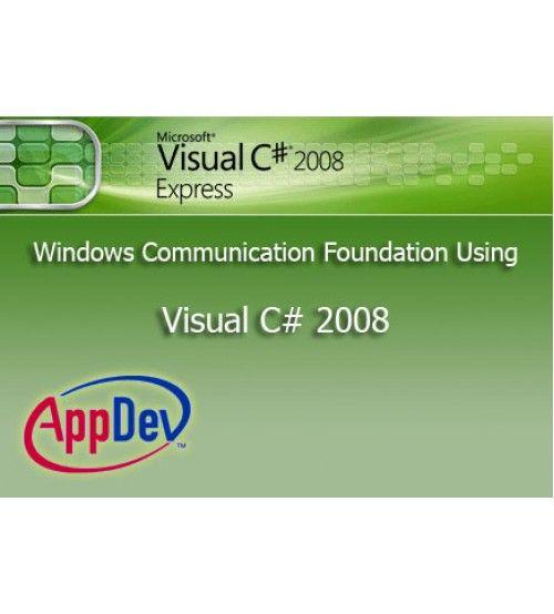 آموزش  Windows Communication Foundation Using Visual C# 2008