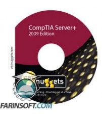 آموزش CBT Nuggets CompTIA Server+ 2009 Training