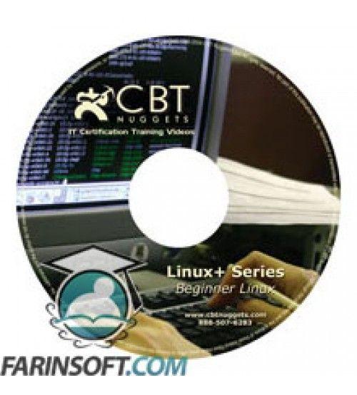 آموزش CBT Nuggets LINUX+ SERIES (BEGINNERS)