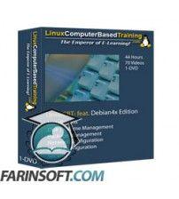دانلود آموزش LinuxCBT Debian 4x Edition