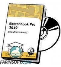 آموزش Lynda Sketchbook Pro 2010 Essential Training