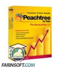 آموزش TotalTraining Total Training Mastering Sage Peachtree Pro Accounting 2009
