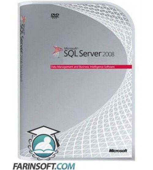 نرم افزار SQL Server 2008 Enterprise Edition R2 هر دو نسخه 32 و 64 بیتی بر روی یک دیسک