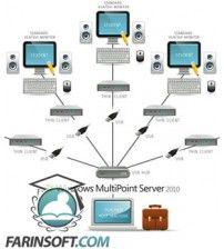 نرم افزار Microsoft Multipoint Server 2010 به منظور اشتراک گذاری یک کامپیوتر بین چندین کاربر