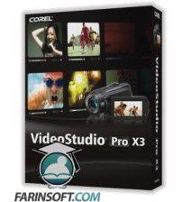 نرم افزار Corel VideoStudio Pro X3 v 13.6