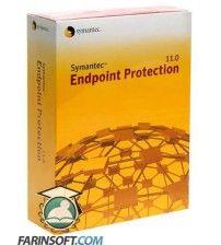 نرم افزار Symantec Endpoint Protection v 11.0 برنامه آنتی ویروس و مقابله با تهدیدات امنیتی