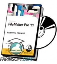 آموزش Lynda FileMaker Pro 11 Essential Training