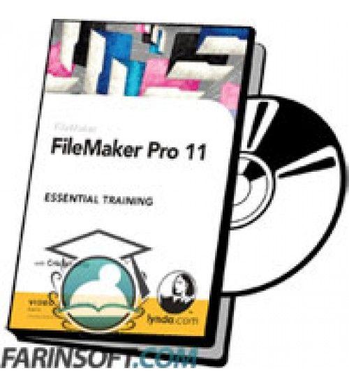 آموزش Lynda FileMaker Pro 11 Essential Training