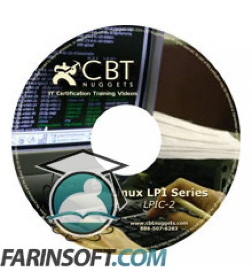 آموزش CBT Nuggets Linux Professional Institute Level  1  2 Training