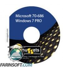 آموزش CBT Nuggets Microsoft 70-686 Windows 7 PRO