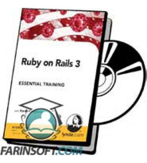 آموزش Lynda Ruby on Rails 3 Essential Training