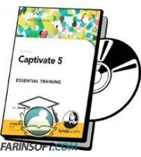 آموزش Lynda Captivate 5 Essential Training