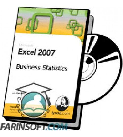 آموزش Lynda Excel 2007 Business Statistics