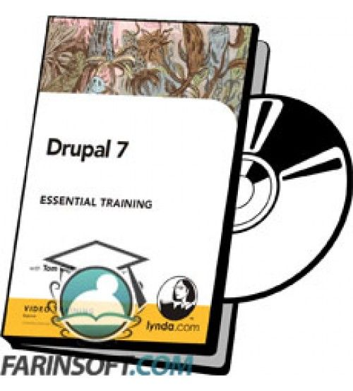 آموزش Lynda Drupal 7 Essential Training